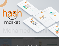 hash market App