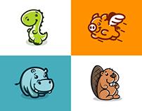 Cute Mascot Logos