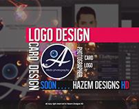 ِAbdo photography logo + card