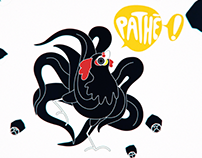 Year of the Rooster - Pathé!