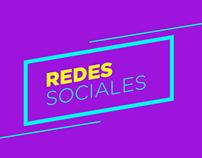 Posteos Redes Sociales