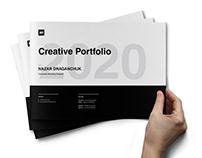 Printed Creative Portfolio