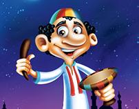 Musaharaty character