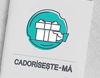 Logo design // Cadoriseste-ma