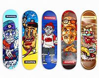 Skate Desk Design vol.2