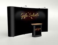 Gala Sukcesu promotion materials