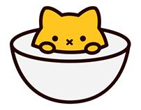 Cat Egg Ori - Character Design