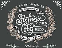 Our Wedding Invitation