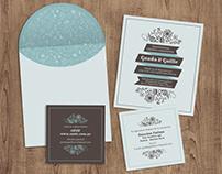 Invitación a casamiento