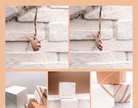 Сlay jewelry packaging&identity