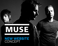 MUSE WEBSITE - New concept