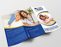 Tri-fold Brochure Design(Client Work)