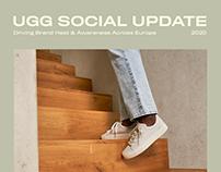 UGG Social Update