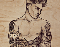 MARITIME TATTOO-BOY