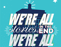We're all stories