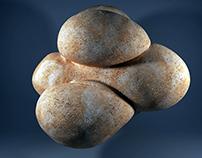 Blob stone