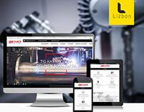 Bilgin Metal Web Sitesi Projesi