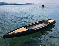 Two-person Canoe