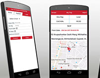 One Touch Cab : Online Cab Booking App