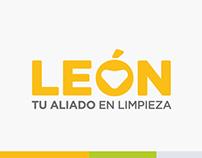 Manual de marca - LEON SAC