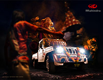 Mahindra-Ideal Motors