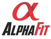 AlphaFit - Branding & Identity