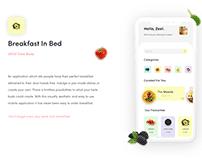 Breakfast In Bed App