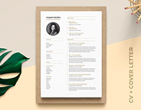 Resume CV | Cover Letter | Template | Free
