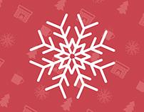 Fox TVD Holiday Card