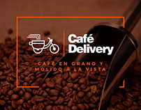Café Delivery website
