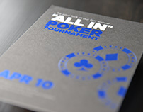 ALL IN Poker Tournament