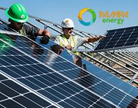 Diseño web - Pampa energy