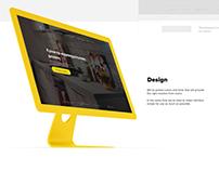 Rmebel corporate website.