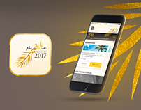 Year of Giving - 2017 mobile app