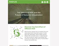 VMware RADIUS Email Template