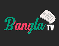 Bangal TV Logo, Mobile app & Facebook Banner