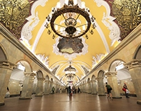 Underground Moscow