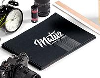 matuz pictures logo branding