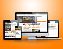 Fyns Trafikcenter - Responsive Website