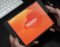 ADROIT GRAFIK | Rebrand - 2016