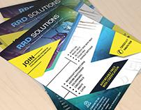 Course Promo Flyer