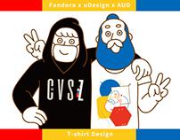 Fandora x uDesign x AUD (2016)