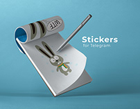 Stickers for Telegram