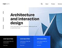 Concept webdesign