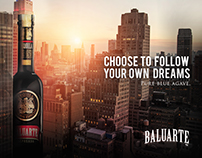 Tequila Baluarte / Landig Page