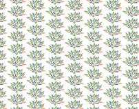 Lilies pattern