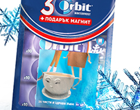 Orbit Puzzel Multipackage Design