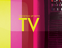 Growing Up with TV - Book