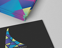 Personal Project: Business Card