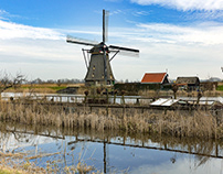 Dutch world heritage & camera spot photo collection